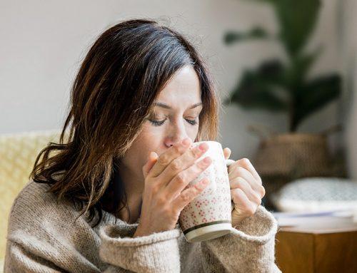 Manchmal ist Teetrinken die bessere Alternative