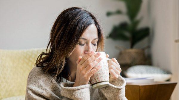 Teetrinken bei Erkältung